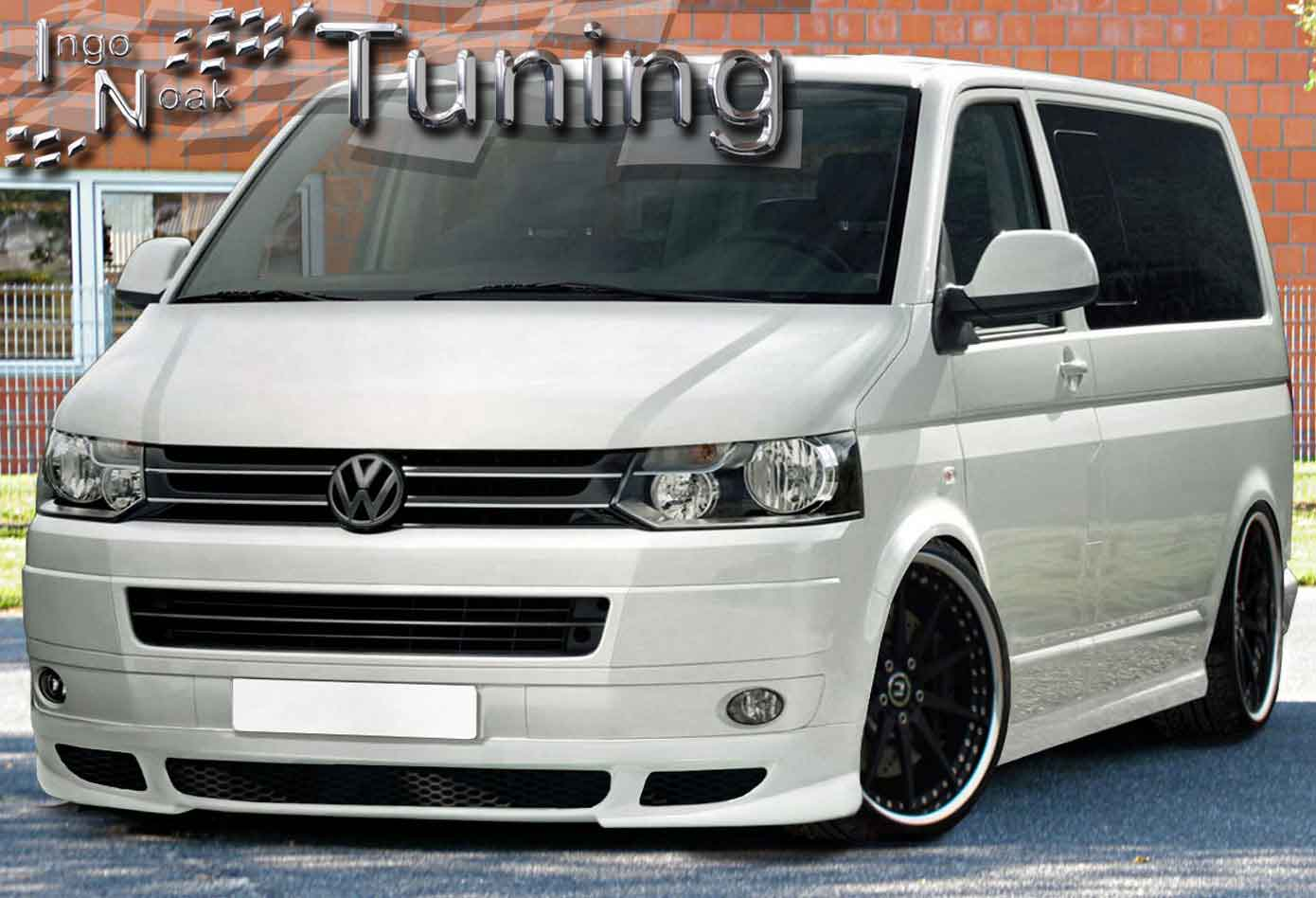 bodykit vw bus t5 facelift t6 frontspoileransatz. Black Bedroom Furniture Sets. Home Design Ideas
